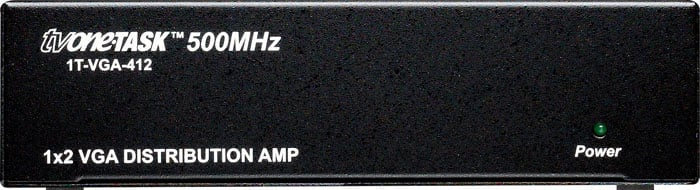 Distribution Amp Analog 1x2 RGB/YPbPr DA