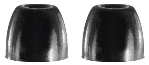 Shure EABKF1-100L Black Foam Sleeves for SE Series, 50 Pair EABKF1-100L