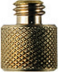 """Stand Adapter (1/4""""-20 Female to 3/8"""" Male, 20 mm Long)"""