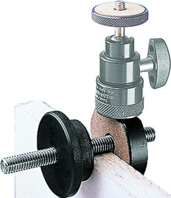 """Photo Clamp with 3/8"""" Tip"""