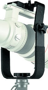 Heavy-Duty Telephoto Lens Support