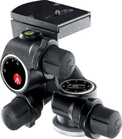 Junior Geared Tripod Head (with RC4 Rapid Connect Plate)