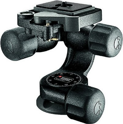 3D Magnesium Tripod Head (with RC2 Rapid Connect Plate)