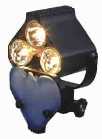 U-3 4-Pin Tri-Light