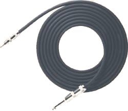 "Adapter Cable RCA - 1/4"" TS 5 ft"