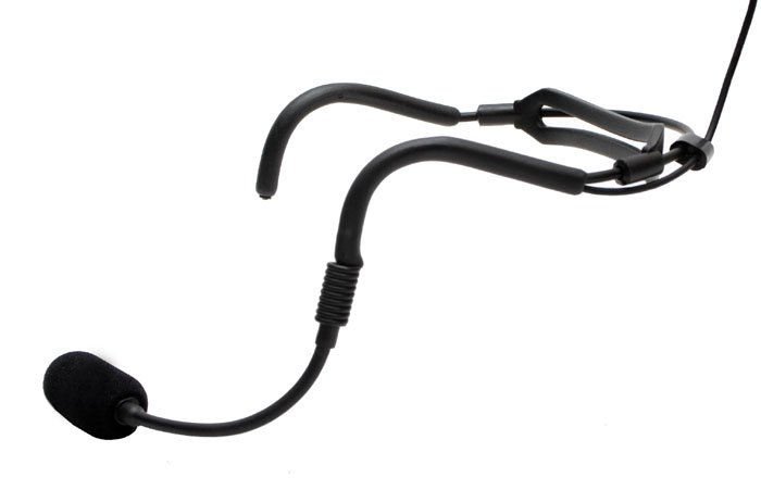 Waterproof Headmic Wired as TA4F for Shure