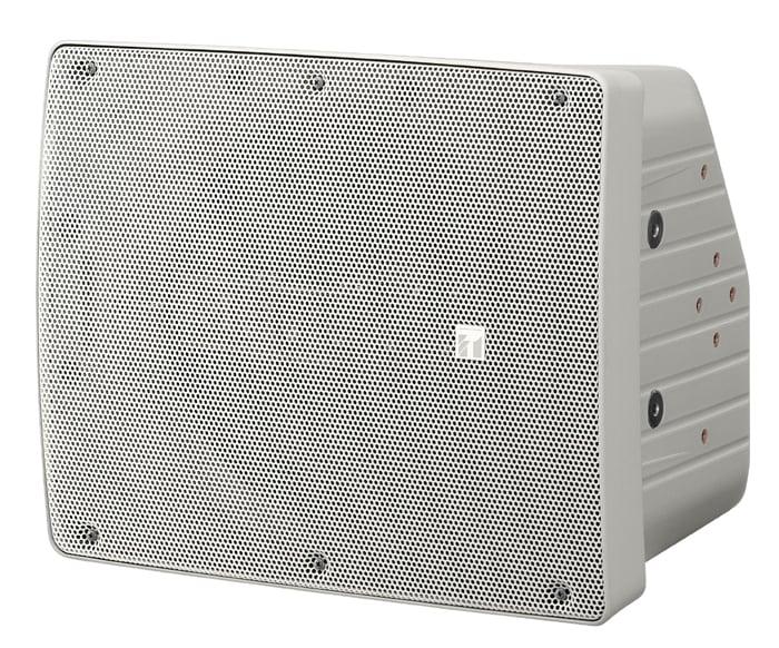 """12"""" 2-Way Coaxial Array Speaker in White"""