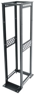 "45 RU 4-Post Rack (24"" D, for Data Servers)"