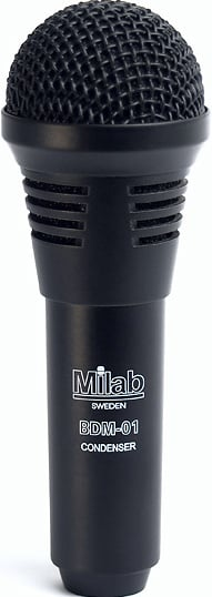 Condenser Microphone for Bass Drums