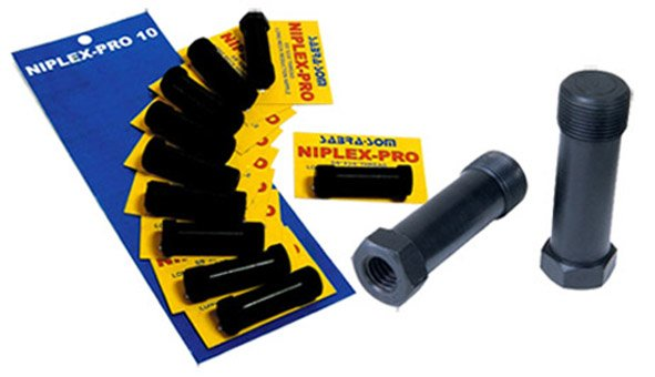 Adapters, 3/8 to 5/8, 10 pack