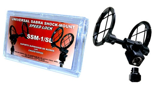 Universal Shock Mount with Speed Lock