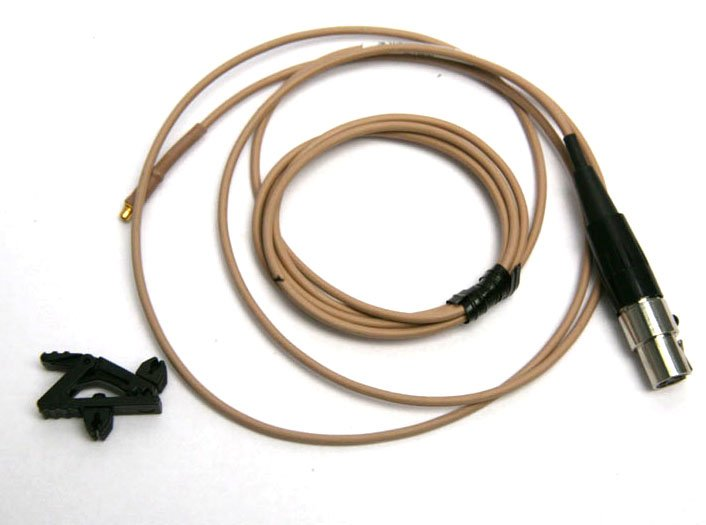 E6 Cable, Nady Transmitter,Tan