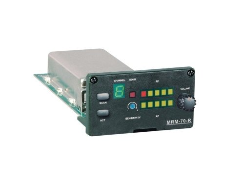 16-Channel Wireless UHF Receiver Module