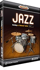 Jazz Expansion for EZ Drummer/Superior Drummer (Electronic Delivery)