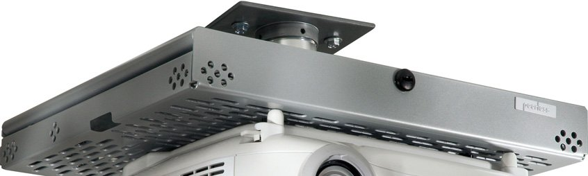 Universal Security Projector Mount (Black)