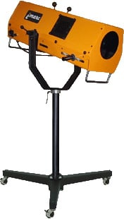 I-Marc 200 Followspot with Stand, Lamp Not Included