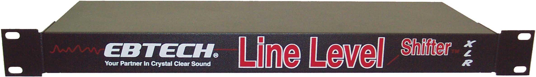 Line Level Shifter, Rackmount, XLR Connectors