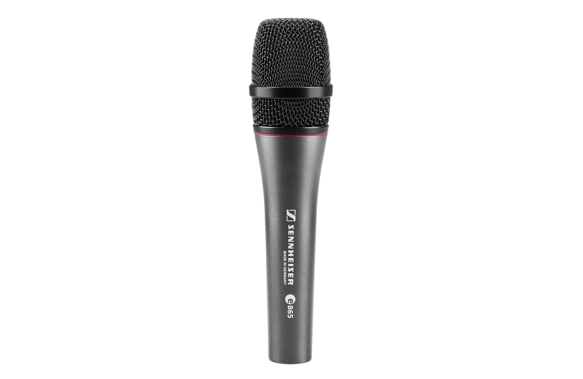 evolution Series Handheld Supercardioid Condenser Vocal Microphone