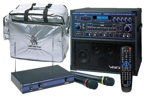 Professional Karaoke System Package, 100W