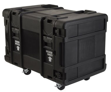 "SKB Cases 3SKB-R910U28 28"" Deep 10U Roto Shock Rack 3SKB-R910U28"