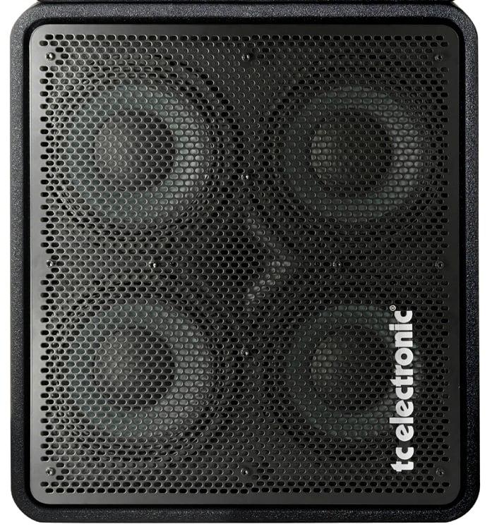 """RebelStack 410 4x10"""" Bass Cabinet"""