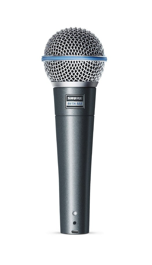 Supercardioid Dynamic High-Output Vocal Microphone