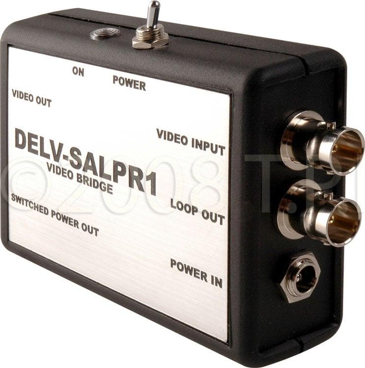Delvcam DELV-SALPR1  LoopThru Module DELV-SALPR1