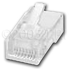 TecNec ECL702-022  RJ45 CAT5E/6 Connector, 50 Pack ECL702-022