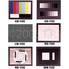 "Linearity Chart 9.5"" x 12"""