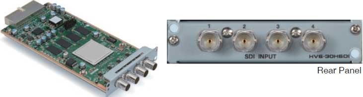 HD/SD-SDI Digital Input Card