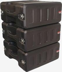 12RU Roto Mold Rack Case