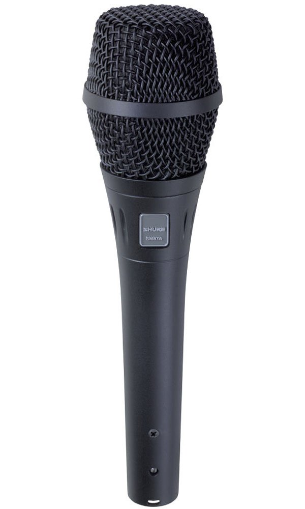 Supercardioid Condenser Vocal Microphone