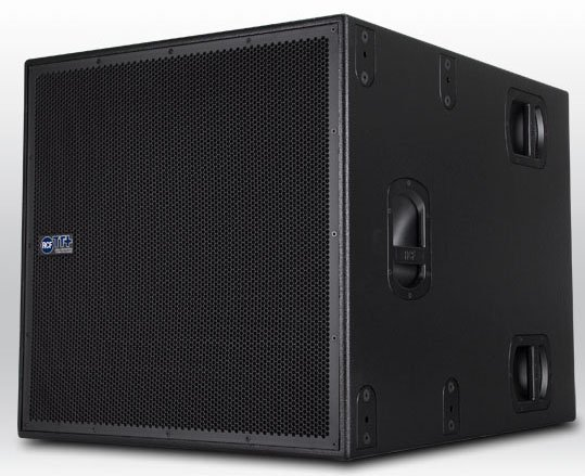 """RCF TTS28-A 2x18"""" Reference Subwoofer TTS28-A"""