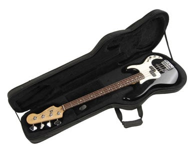 Universal Molded Electric Bass Soft Case