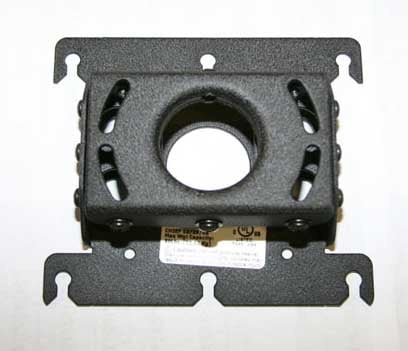 Universal Projector Mount, TOP ONLY