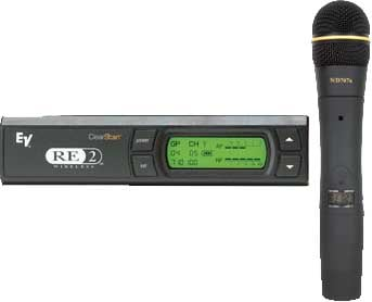 Mic System Handheld w/ND767a
