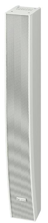 """9 x 2.8"""" 180W 20° Curved Slim Line Array Speaker"""