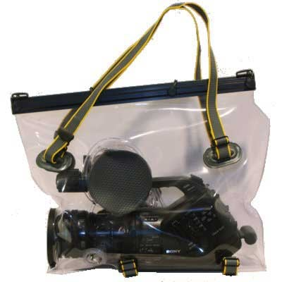 Underwater Housing for Sony PMW-EX3 Camcorder