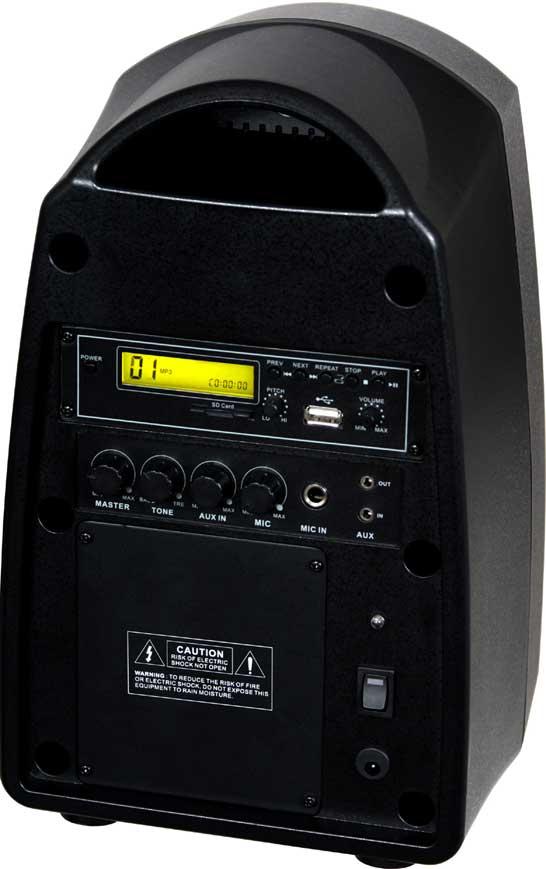 Portable 30W PA System