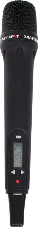Handheld Wireless Transmitter for Any Spot Traveler PA System