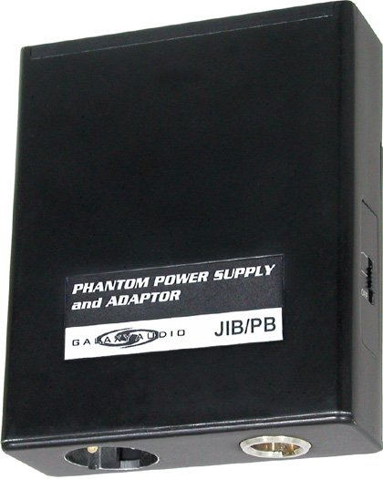 Phantom Power Supply/Adaptor