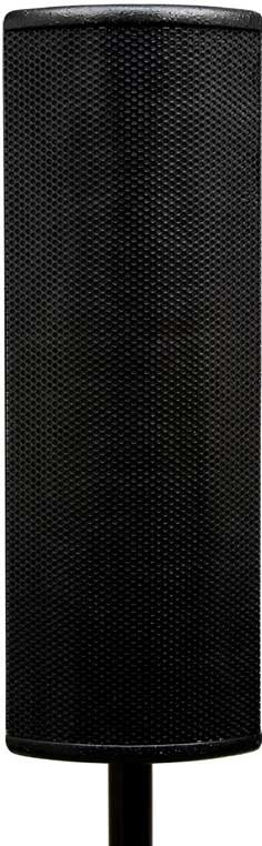 "4 x 4.5""125W Line Array Speakers in Black"