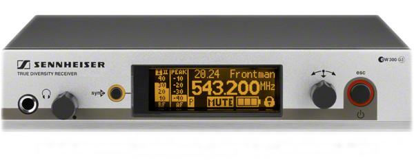 Sennheiser EM300-G3  Rackmount Receiver EM300-G3