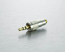 MicroDot to Mini-Jack (with thread) Adapter for Sony Freedom WRT 805