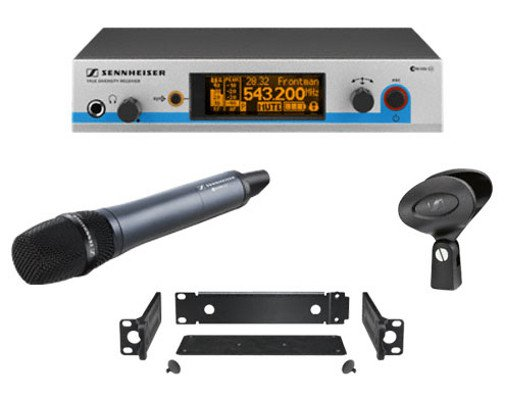 Wireless Handheld Microphone System with e935 Transmitter