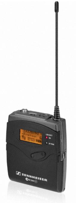Bodypack Transmitter