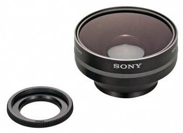 Wide conversion lens, 0.7X