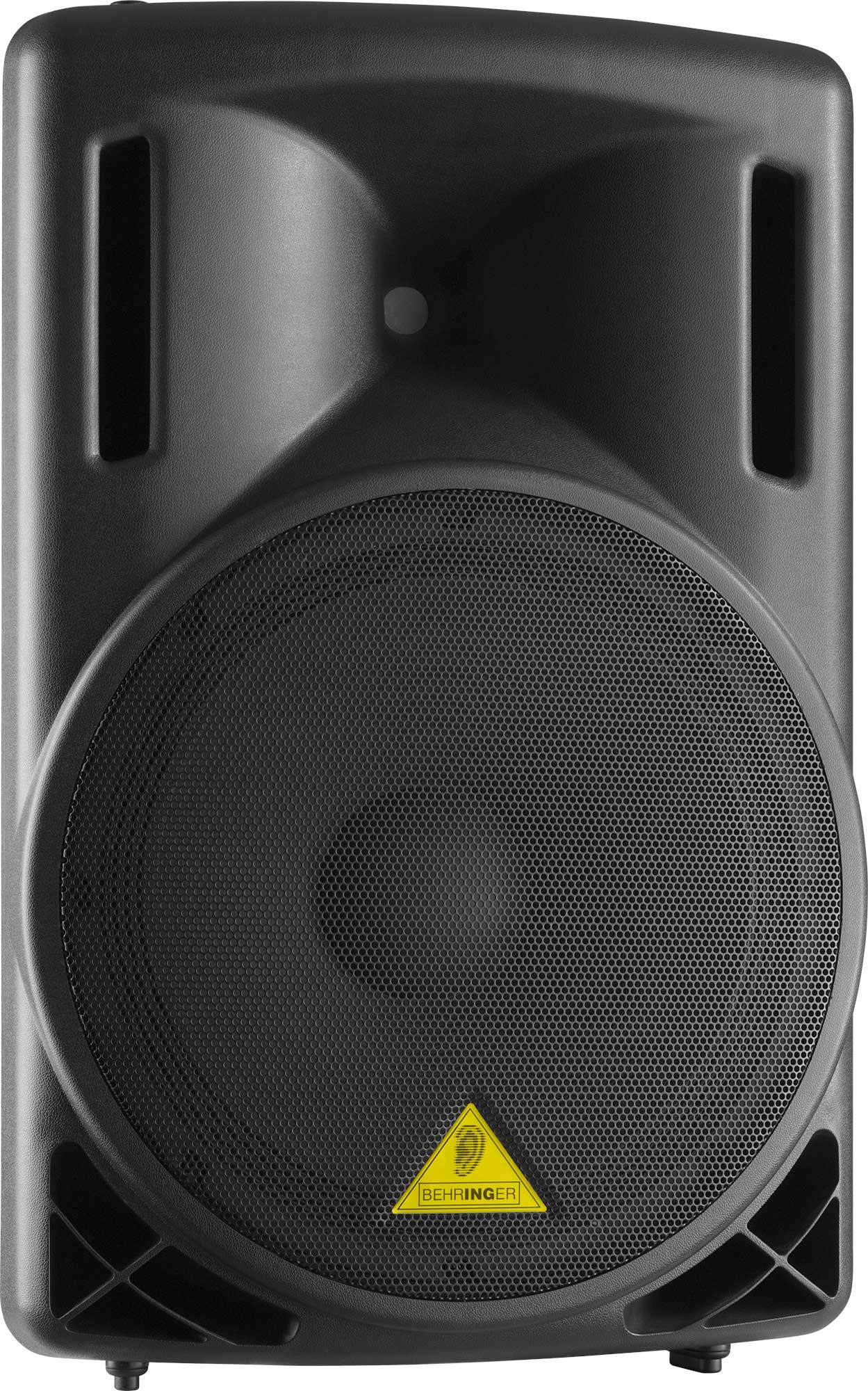 """250W 15"""" 2-Way Speaker in Black"""