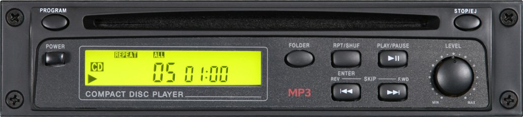 CD/MP3 Player Module for Traveler PA System
