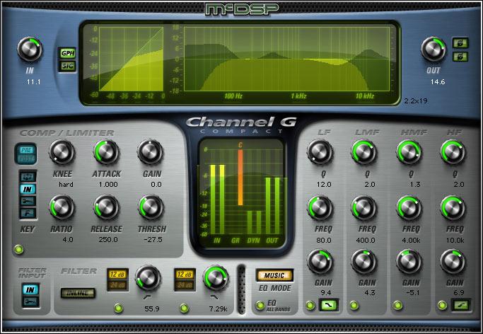 Live Sound Venue Plug-in Bundle